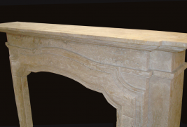 Mantel D805 – Travertine (#70)