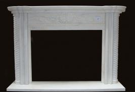 Mantel D113 – White Marble (#67)
