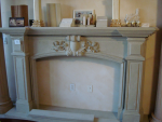 How to Maintain Limestone Fireplace Mantels