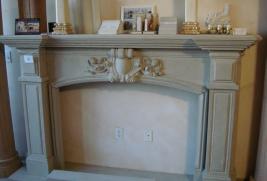 Mantel D408 – Limestone (#53)
