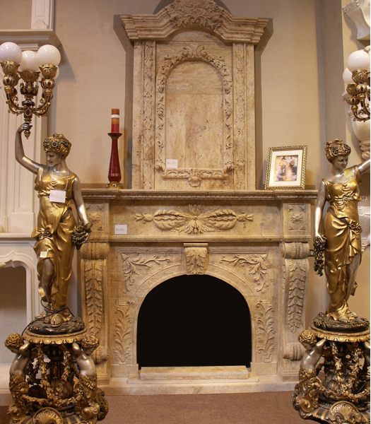 When to Choose a Traditional Fireplace Mantel