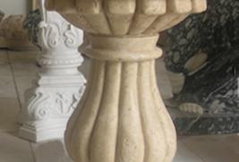 CZE1026 – Travertine Table