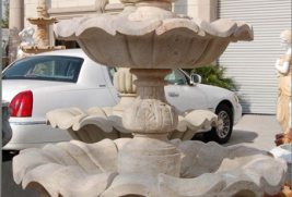 F0013 – Travertine Fountain