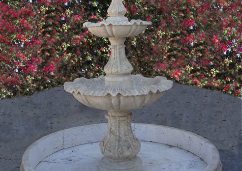 F1015 – Travertine Fountain