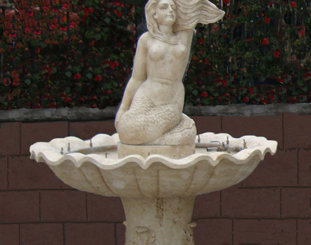 F1030 – Travertine Fountain