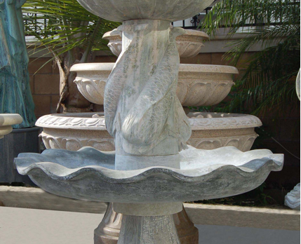 F269 – Green Marble Fountain