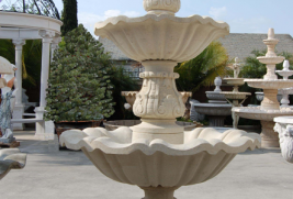F334 – Beige Sandstone Fountain