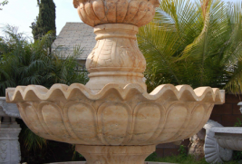 F7212 – Travertine Fountain