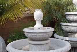F768GR – Grey Granite Fountain
