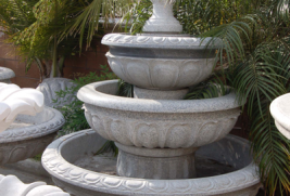 F769GR – Grey Granite Fountain