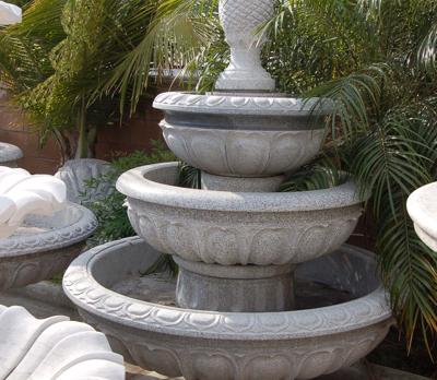 F769GR – Grey Granite Fountain