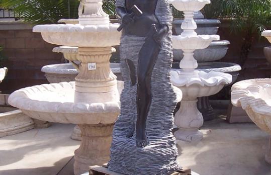 F900 – Black Marble Fountain