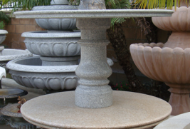 GR100– Granite Tables (Grey or Beige)