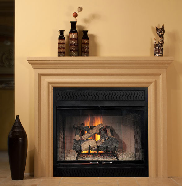 New Trends In Fireplace Mantels