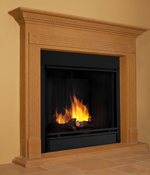 Features of Contemporary Fireplace Mantels