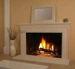 Rustic Fireplace Mantels and How to Clean Them