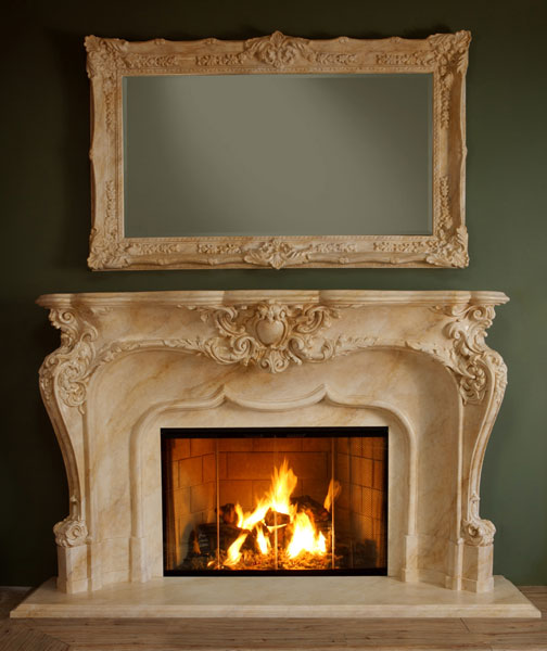 Zeus #57 - SoCal Fireplace Mantels