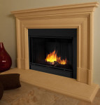 Cleaning Fireplace Surrounds