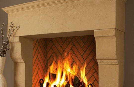 Helios #47 - SoCal Fireplace Mantels