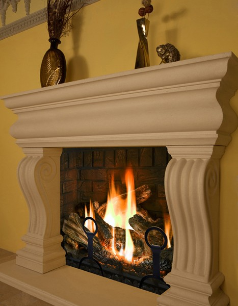 Cast Stone Fireplace Mantels Los Angeles Orange County