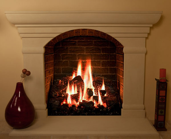 Choosing a Fireplace Mantle for Your Living Room
