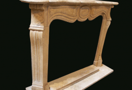 Mantel C1079– Travertine (#147 & 159)
