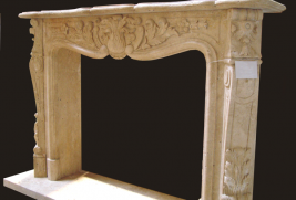 Mantel C306 – Travertine (#226)