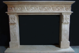 Mantel C809 – Travertine (#182)