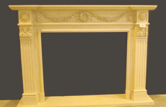 Mantel D404- Egyptian Beige Marble (#138,141)