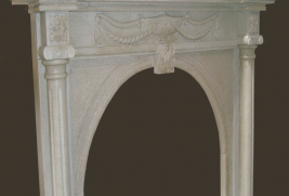 Mantel D407– Limestone (#197)