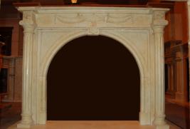 Mantel D407- Egyptian Beige Marble (#113)