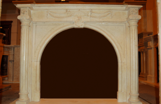 Mantel D407- Egyptian Beige Marble (#113)