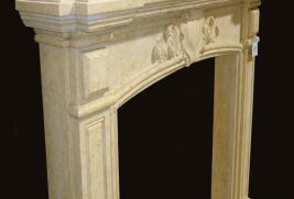 Mantel D408- Egyptian Beige Marble (#212)
