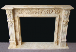 Mantel E618– Travertine (#209)