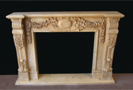Mantel F6893– Yellow Marble (#170, 220)