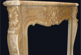 Mantel MB095– Yellow Marble (#229)