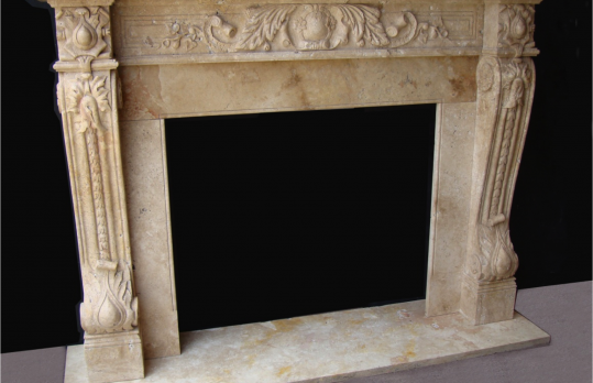 Mantel MB110– Travertine (#188)