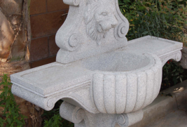 WF0766 – Grey Granite Fountain