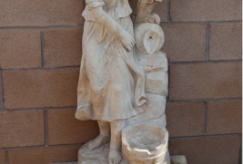 WF341 – Travertine Fountain