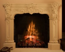 Faux Fireplace Mantels in Los Angeles