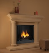Customizing a Fireplace Surround