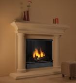 Customizing a Fireplace Surround