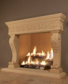 Different Designs of Fireplace Mantels
