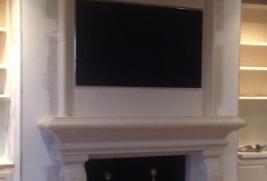 Custom OM w TV