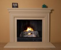 Maintaining Stone Fireplace Mantels