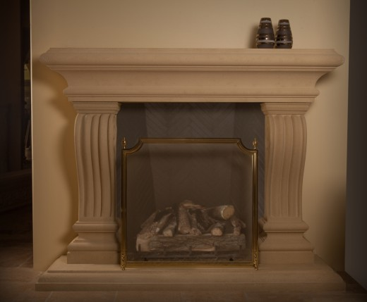 Cast Stone Fireplace Mantels Los Angeles,Orange County ...