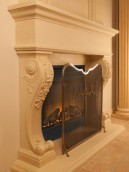 Custom Fireplace Doors