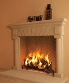What Do Traditional Fireplace Mantels Look Like?