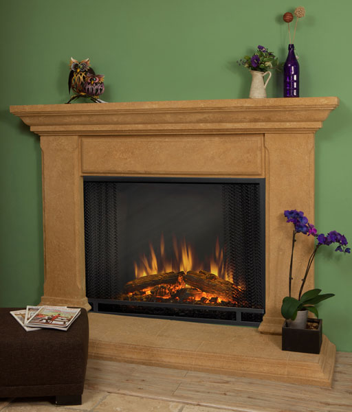Themis #41 - SoCal Fireplace Mantels
