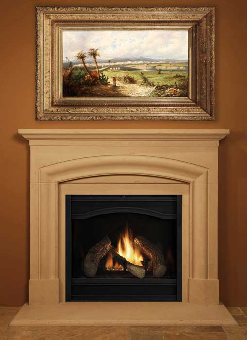 Paris 65 65a C Socal Fireplace Mantels
